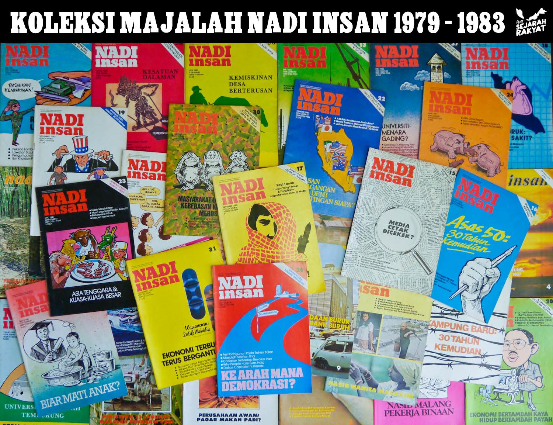 Photo of Arkib Digital Majalah Nadi Insan